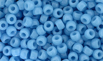 Matubo Seed Bead 7/0 50 Grams Blue Turquoise