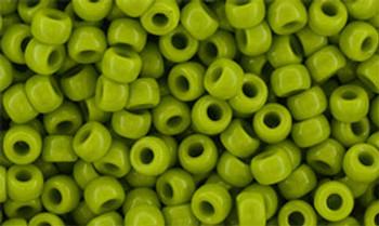 Matubo Seed Bead 7/0 50 Grams Olive