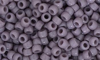 Matubo Seed Bead 7/0 50 Grams Opaque Amethyst