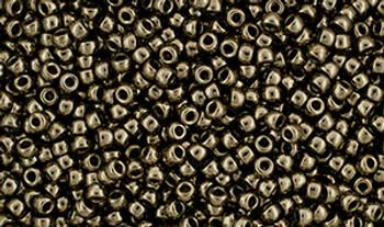 Matubo Seed Bead 11/0 Tube 2.5S  Bronze