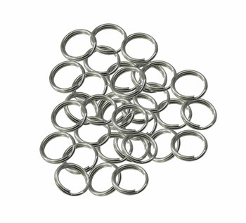 95 Split Ring Stainless Steel Usa (9.65mm Outside 0.380 In) 94556-95