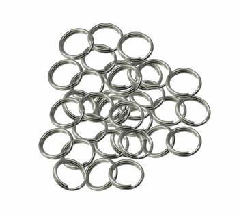 95 Split Ring Stainless Steel Usa (9.65mm Outside 0.380 In) 94556-95
