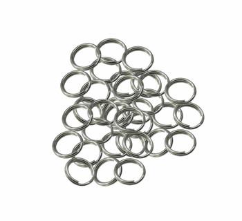 95 Split Ring Stainless Steel Usa (8.48mm Outside 0.334 In) 94555-95
