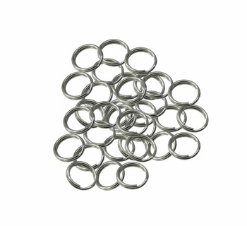 95 Split Ring Stainless Steel Usa (8.48mm Outside 0.334 In) 94555-95