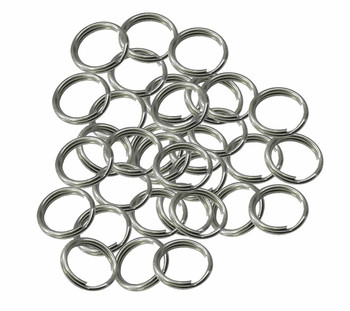 95 Split Ring Stainless Steel Usa (10.92mm Outside 0.430 In) 94557-95