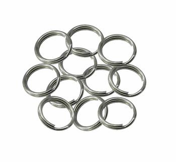 95 Split Ring Stainless Steel Usa (13.77mm Outside 0.542 In) 94559-95