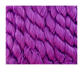 Chinese Knotting Beading Cord Purple Approx 1mm 8 (25 Yard Skeins) For Crafts And Knotted Jewelry Like Shamballa Bracelets Z-G-130406104407-138
