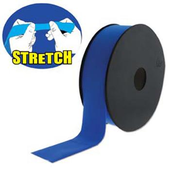 Blue 30mm Fashion Flat Stretch Cord 10 Yd Spool Jewelry Spandex Lyc006