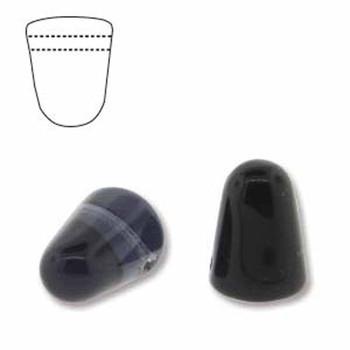 Montana 20 Czech Glass Gumdrop Beads 7 5x10mm Gum710-30330