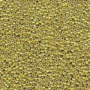 Zest 22 Grams Miyuki 8/0 Seed Bead Duracoat Galvanized 22 Gram 8-94205-Tb