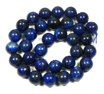 "12mm Lapis Lazuli  Round Beads 40cm 15""  Stone"
