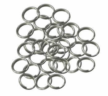48 Split Ring Nickel Plated Steel 11mm Usa 92507-48