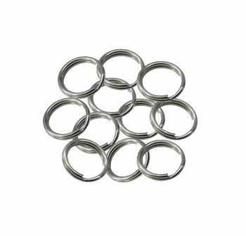 95 Split Ring Stainless Steel Usa (12.29mm Outside 0.484 In) 94558-95