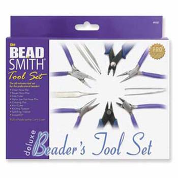 Beadsmith Deluxe Beader'S Tool Pliers Kit Pl9Set
