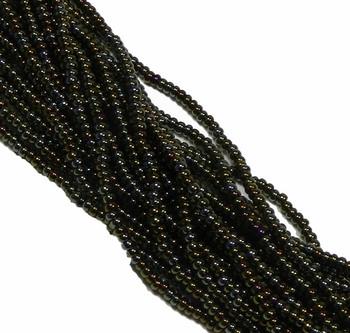 Iris Brown Czech 11/0 Glass Seed Beads 1 (6 String Hank) Preciosa Sb1159115