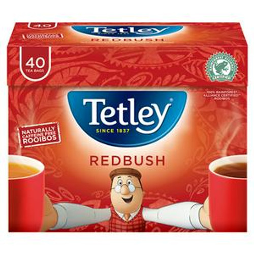 Tetley Redbush Tea Bags x40