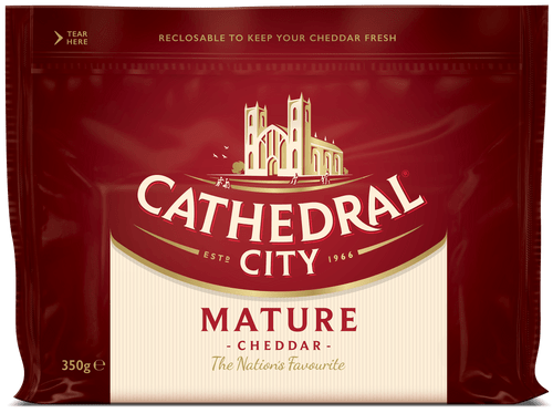 Cathedral City Mature Cheese 200g