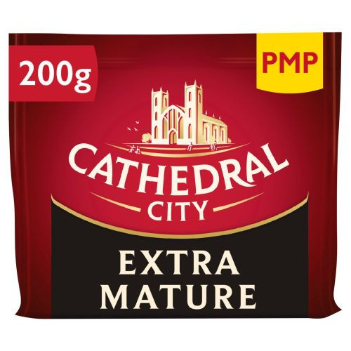 Cathedral City Cheddar Extra Mature 200g