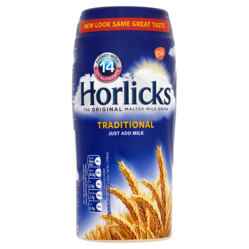 Horlicks The Original Malted Milk Drink Traditional 300 grams