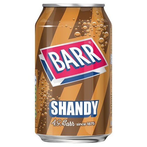 Barr SHANDY Bass 330ml