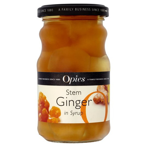 Opies Stem Ginger in Syrup 280g