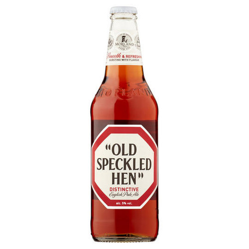 Old Speckled Hen Gluten-Free Crafted Fine Ale 500ml