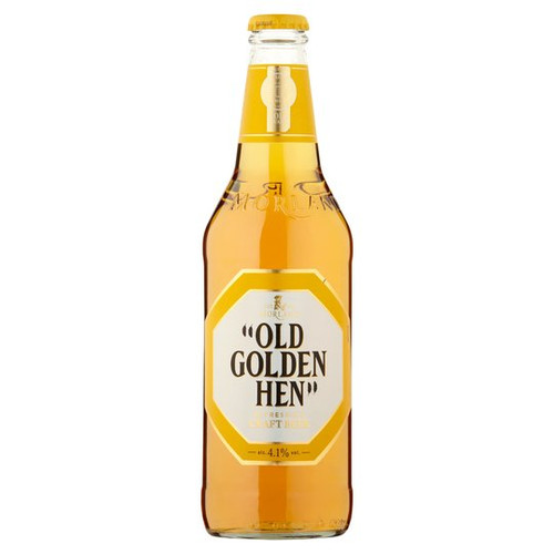 Morland Old Golden Hen Refreshing Craft Beer 500ml