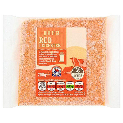 Red Leicester 200g