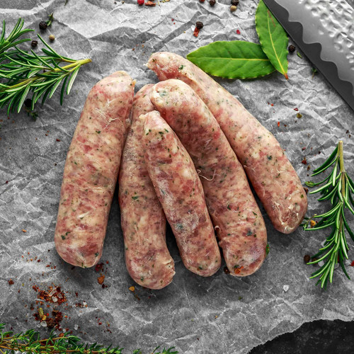 6 Cumberland Sausages 400g (FRESH)