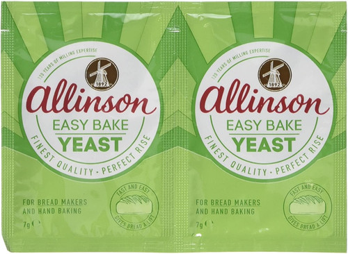 Allinson Easy Bake Yeast 7g SINGLE