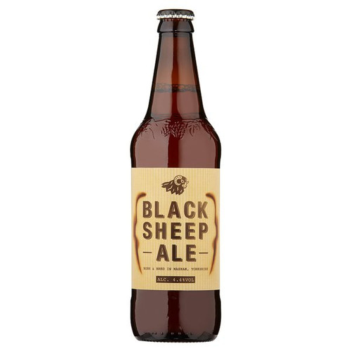Black Sheep Brewery Black Sheep Ale 4.4% 500ML