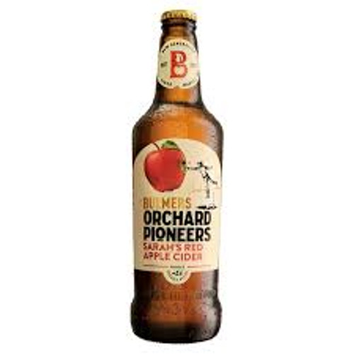 Bulmers Orchard Pioneers, Sarah's Red Apple Cider Bottle 500ml