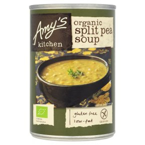 Amy's Kitchen Organic Split Pea Soup 400G