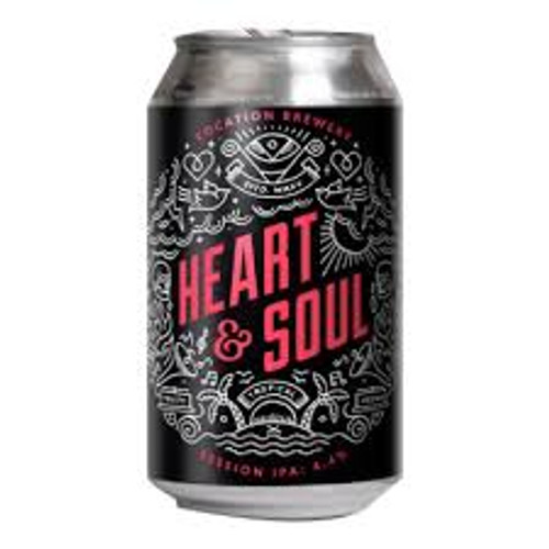 Vocation Brewery Heart & Soul Session IPA 330ml