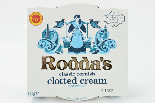Rodda's Classic Cornish Clotted Cream 113g