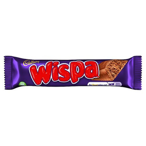 Cadbury Wispa Chocolate Bar 36g