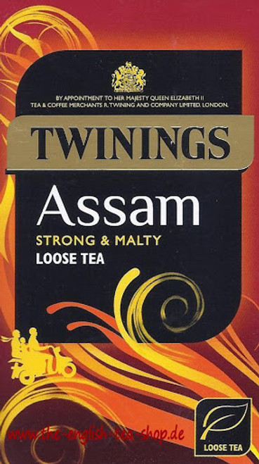 Twinings Assam, loose tea 125G