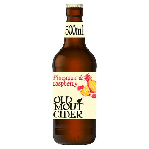 Old Mout Pinapple & Raspbery 500ml
