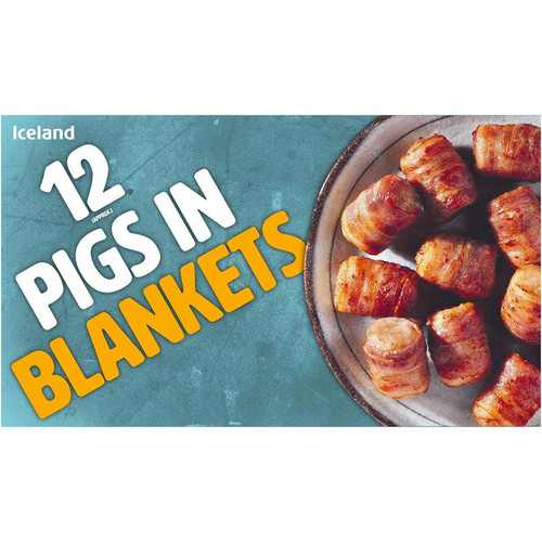 Iceland 10-12 Pigs in Blankets 252g