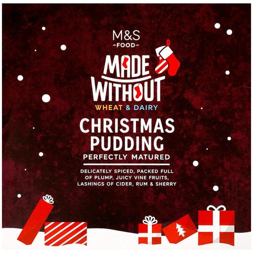 M&S Made Without Christmas Pudding 6 Month Matured 454g