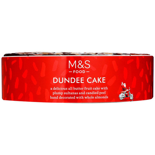 M&S Dundee Cake 815g
