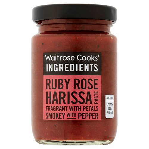 Waitrose Ruby Rose Harissa 95g