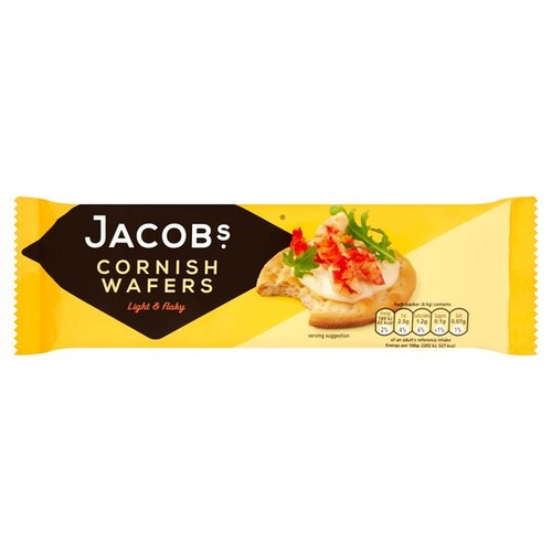 Jacob's Cornish Wafers 150g