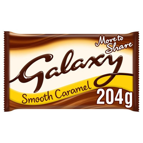 GALAXY® Smooth Caramel 204g