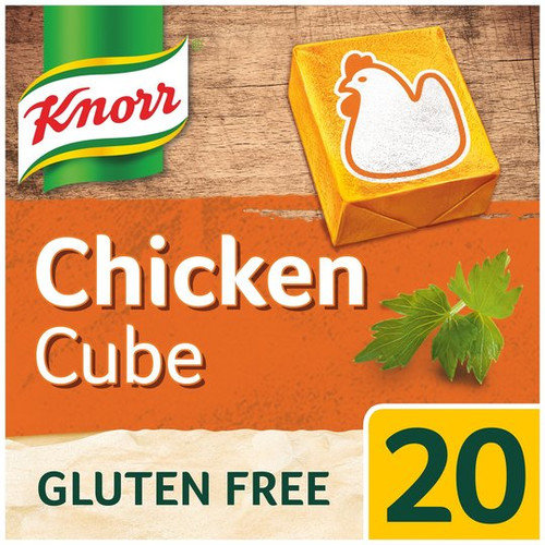 Knorr Stock Cubes Chicken 10g 20 cubes