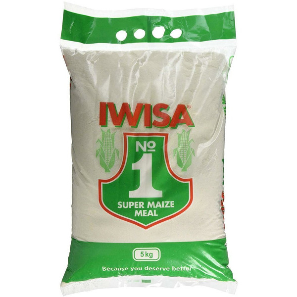 Iwisa Maize Meal 5KG (Free Shipping)
