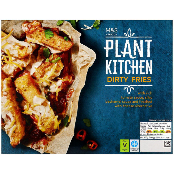 M&S Plant Kitchen Dirty Fries
