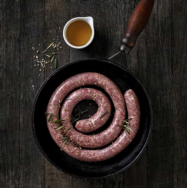 Meat Point Pure Beef Boerewors 500g