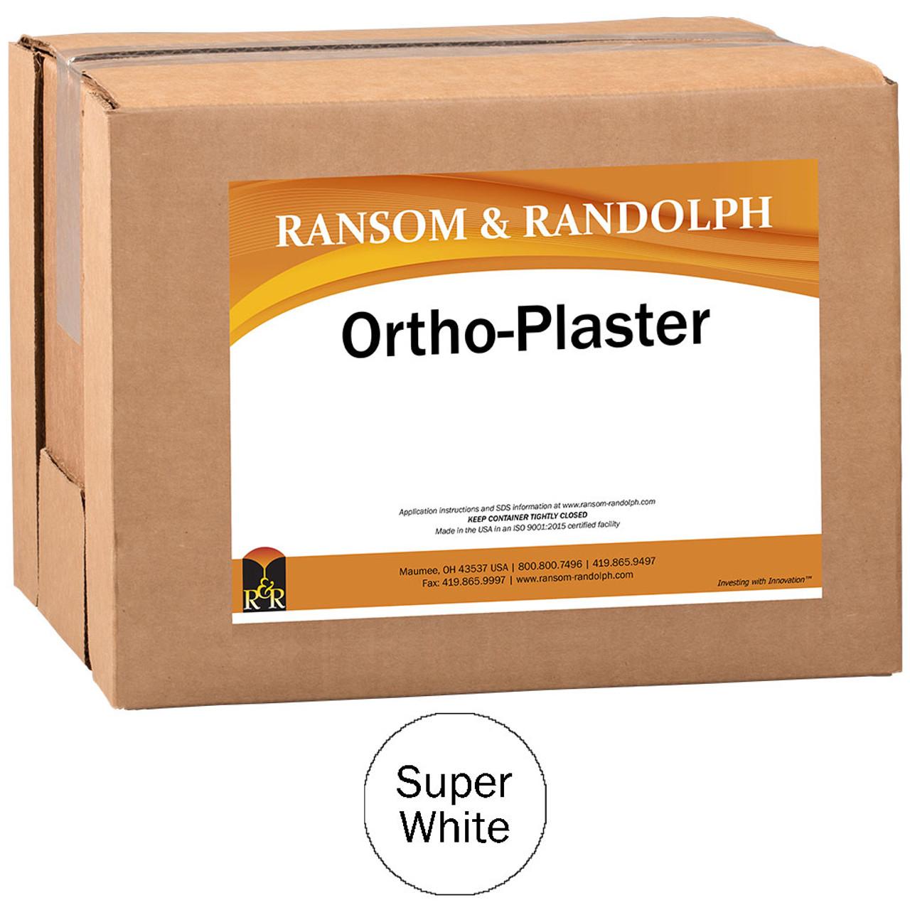 Ortho-Plaster - 50 lbs.