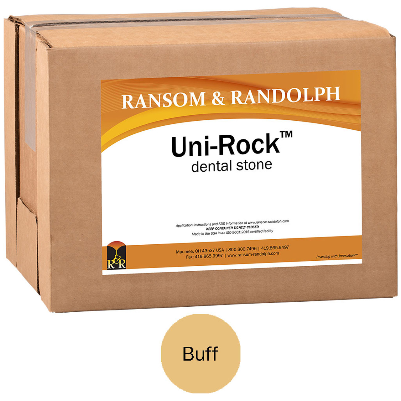 Uni-Rock™ dental stone - 50 lbs.